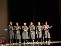 來自喬治亞的歌聲 在亞太傳統藝術節首發聲