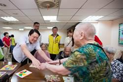 河畔第一排 基隆年底成立第4所老人日照中心