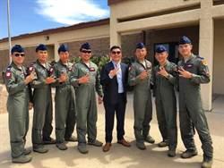 睽違3年終參加美台國防工業會議 藍委盼搭建美台國防溝通橋梁