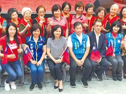 韓國瑜宋瑋莉 婦女後援會成立