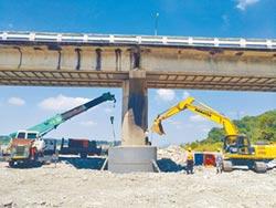 中市府要求 速檢修港區4橋梁