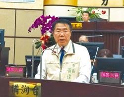 台南市總預算爭議 現轉圜