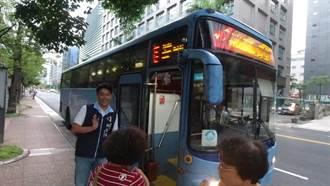 基隆跳蛙公車10月改點 通勤族搭乘率提高5成