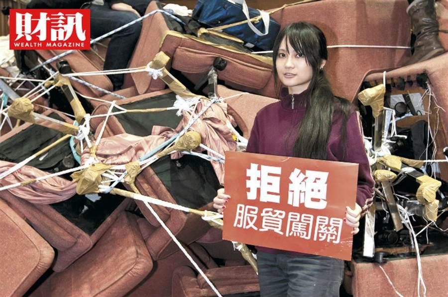 民進黨新北第12選區立委參選人賴品妤。(圖/財訊提供)