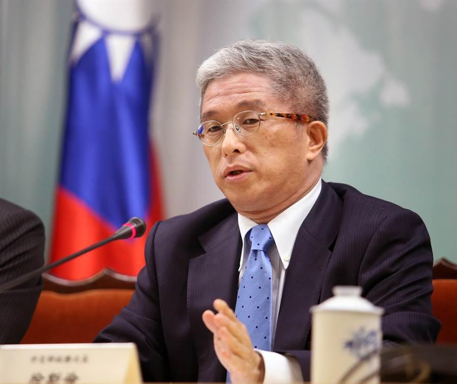 外交部次長徐斯儉表示,「太平洋對話」有助我方與太平洋友邦的合作關係。(范揚光攝)