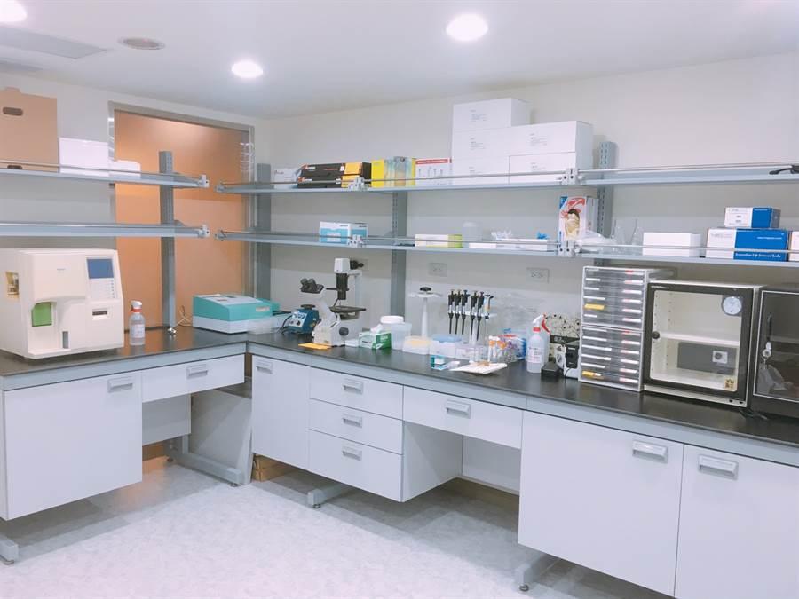 麗寶生醫利用次世代定序 提升敗血症檢驗準確度(麗寶生醫提供)