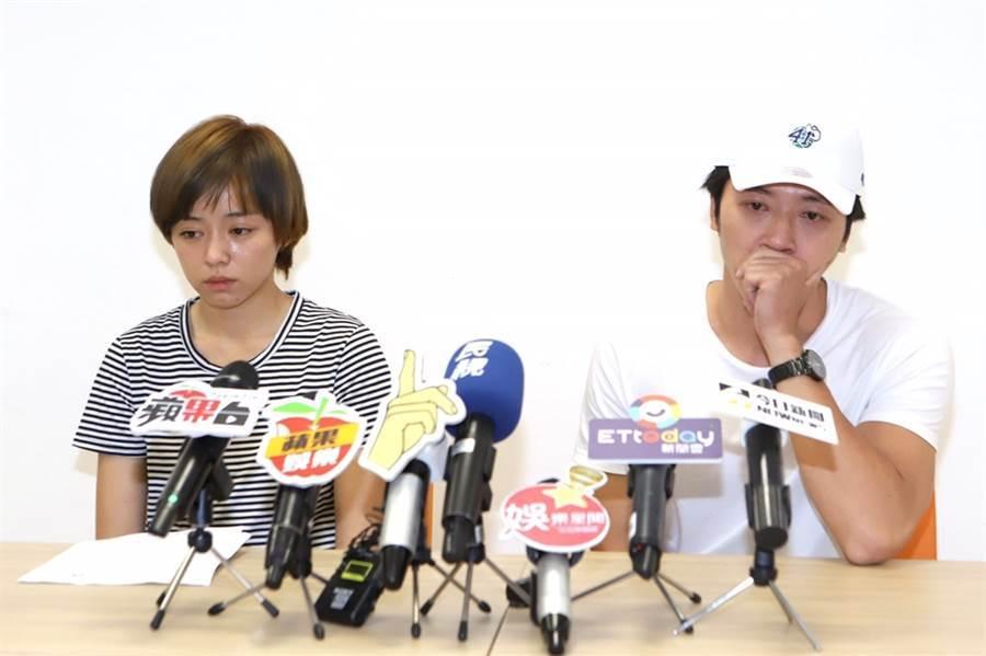 馬俊麟被爆在記者會劈頭就是哭窮,原因傻眼。(本報系資料照)