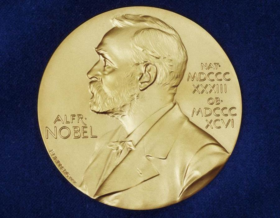 諾貝爾文學獎即將於10日揭曉。今年將同時公布2018年和2019年的獲獎者。(圖/摘自諾貝爾獎官網)