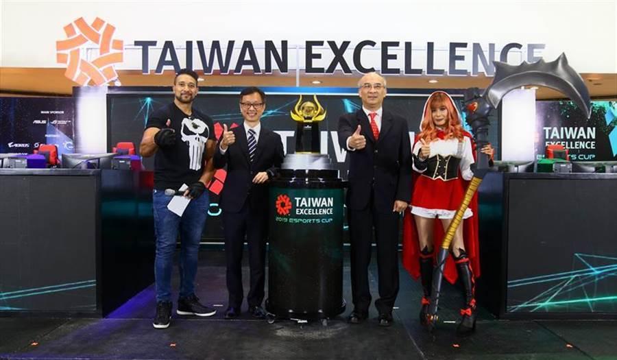 首屆菲律賓電競賽開打,優勝者將於11月下旬來台參與亞洲盃冠軍賽。(圖/貿協提供)