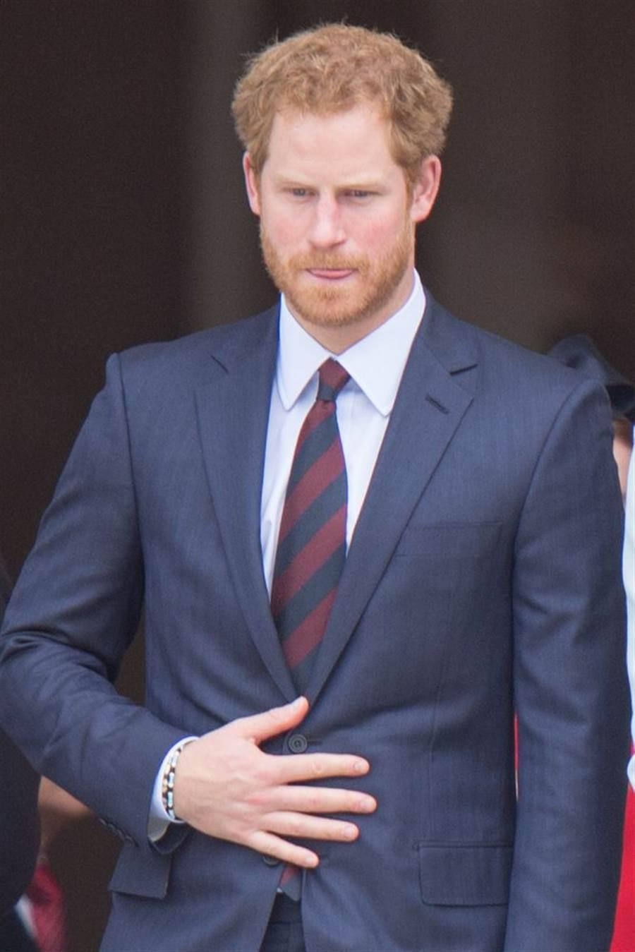 英國哈利王子為保護個人隱私,正式對媒體採取法律行動。(圖/Shutterstock)