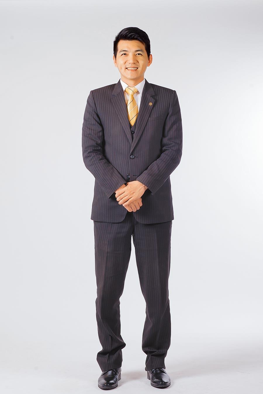 永慶房屋業管部資深經理謝志傑(永慶房屋提供)