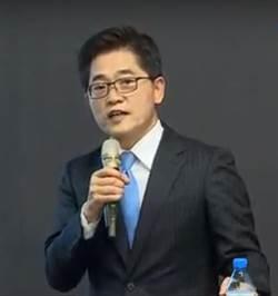 黃健庭:太陽花學運害慘台灣經濟