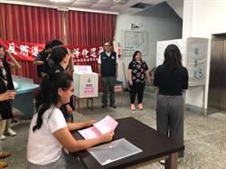 苗栗外事服務中心舉辦新住民模擬投票