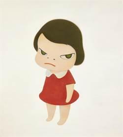 日本最貴當代藝術家 奈良美智《背後藏刀》7.7億元成交