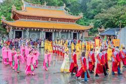 2019馬祖昇天祭登場  九天民俗技藝團震撼演出