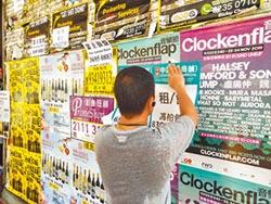 抗爭攬炒 拖垮香港經濟