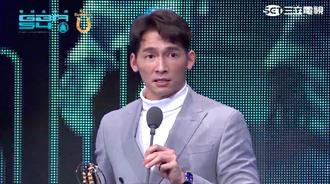 金鐘54 / 溫昇豪獲最佳男配「真沒想到」 內斂演技獲肯定