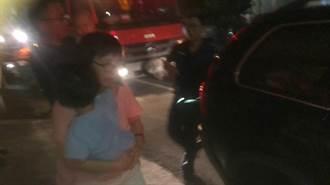 2孩童被反鎖車內 最小只有5個月大