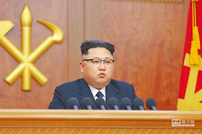 北韓最高領導人金正恩。(新華社資料照片)