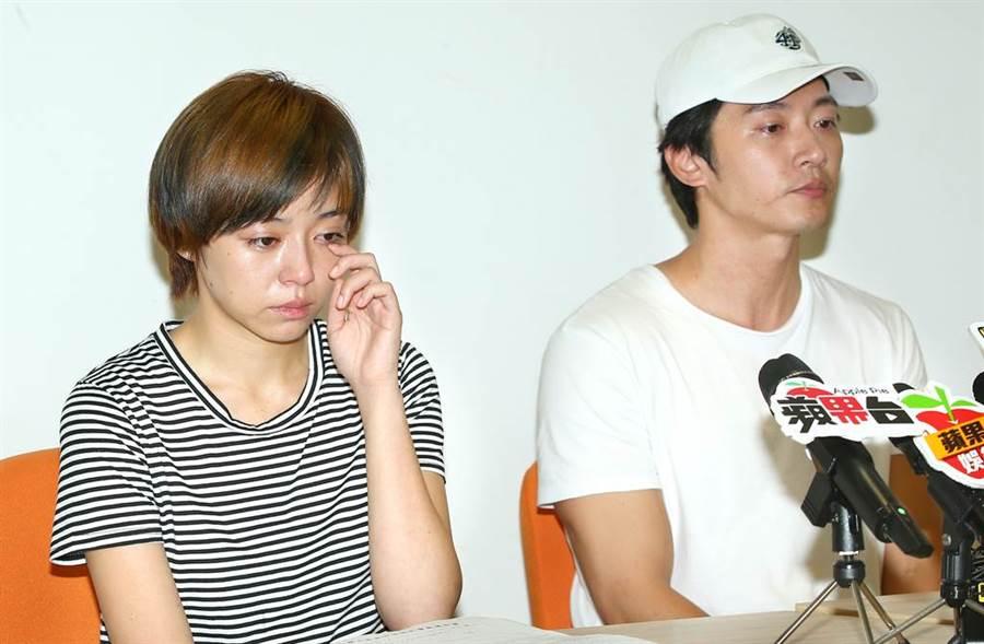 王瞳和馬俊麟婚外情風波持續延燒。(圖/本報系資料照)