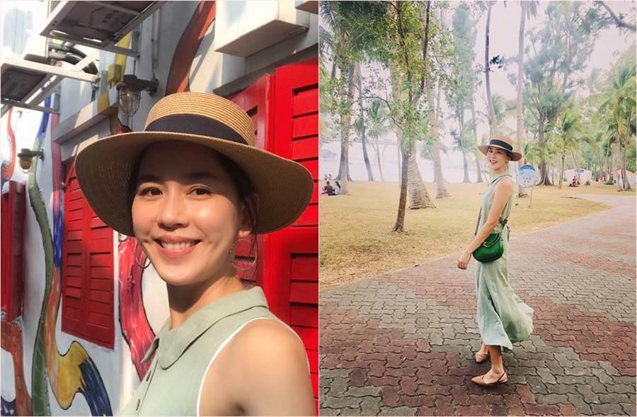 她們也到新加坡著名的「哈芝巷」、「阿拉伯街」。(圖/周子娛樂提供)