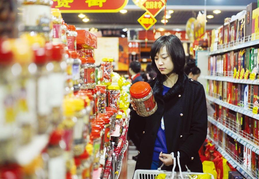 健康零食好生意圖╱新華社