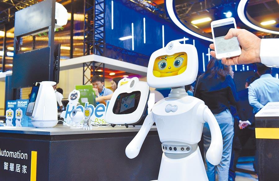 余孝先認為台灣製造業和醫療照護相關的AI項目最有機會在國際中衝到前段班。 (本報資料照片)