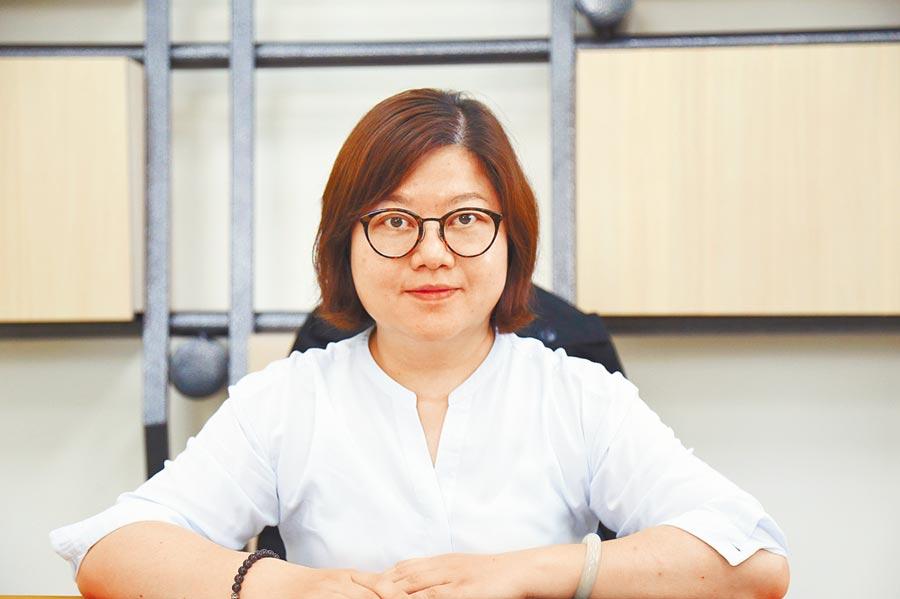 高雄電影館館長楊孟穎認為霹靂深耕多年,具有台灣文化代表性。(霹靂國際多媒體提供)