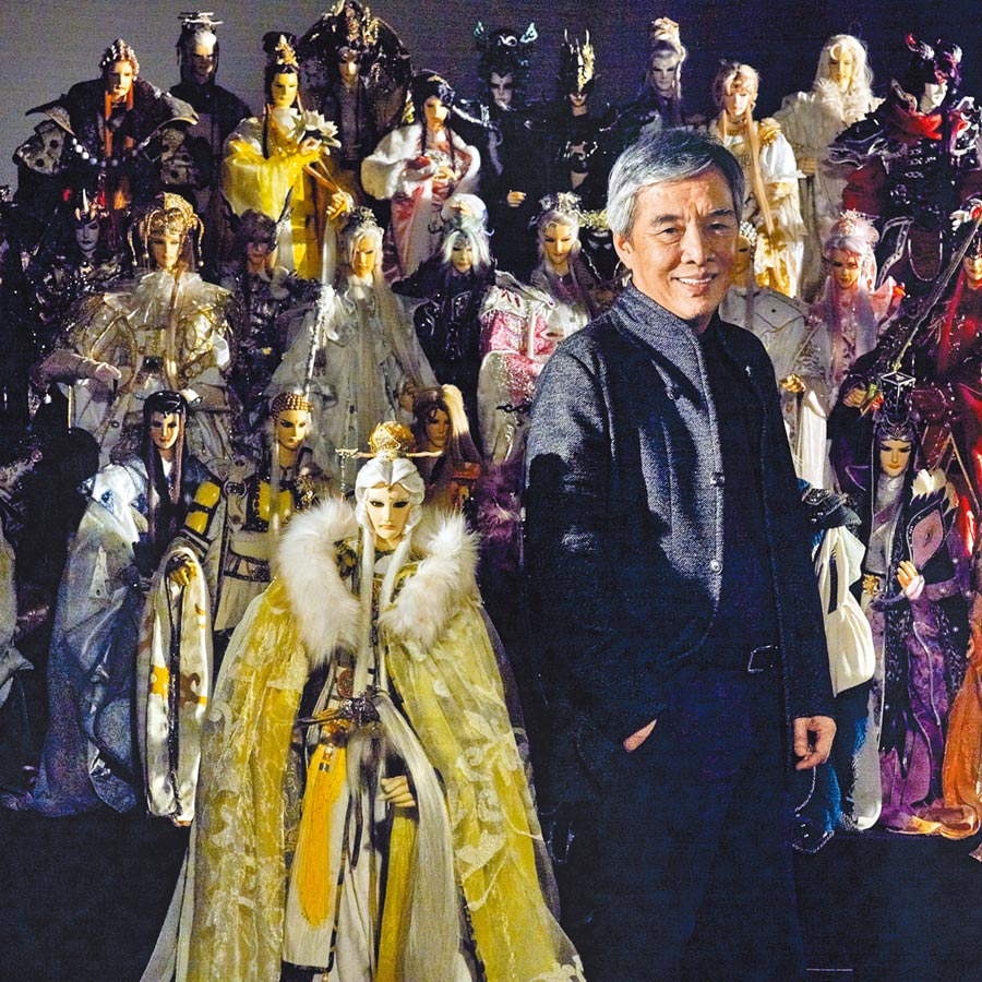 素還真創造者黃強華將首次Cos素還真,消息一出讓戲迷們相當驚嘆。(霹靂國際多媒體提供)