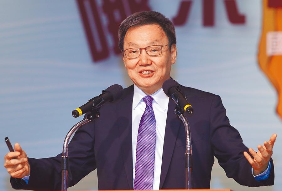 10月5日,前國安會祕書長蘇起表示習近平面對強大內部壓力,可能會加大對台施壓。(本報系記者季志翔攝)