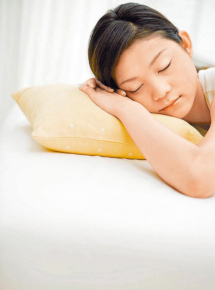 午時小睡片刻,對養心大有好處。(取自昵圖網)