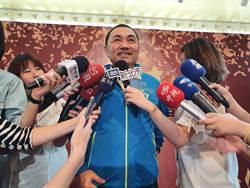郭台銘酸李佳芬干政 侯:眷屬支持家人選舉很正常