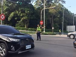 苗栗縣警局雙十節交通疏導措施