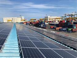 七大國際商港攜手民間業者種電 目標減碳55座大安森林公園