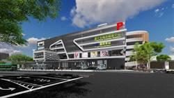 結合商業及停車場 豐原轉運中心2021年完工