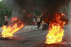 抗議貪腐超越宗教黨派 伊拉克反政府示威一次看