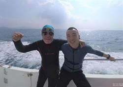 墾丁貓鼻頭2潛水客失蹤6天未尋獲 家屬祭懸賞令