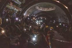 中山大學八日連儂隧道落幕 便利貼將搜集寄香港聲援