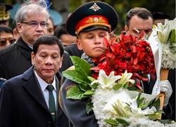 菲總統杜特蒂自爆 罹患重肌無力症