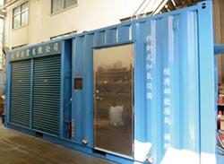 元寧 打造台灣首座廠區用加氫站