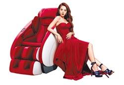 百貨按摩椅熱銷 享受型產品趁周慶入手
