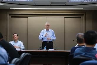 國民黨召22縣市黨部選戰誓師 吳敦義下動員令