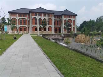 國慶連假來台南逛水道花園博物館 賞古蹟啖美食