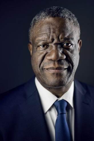 剛果諾獎得主呼籲 終結奪礦戰性暴力