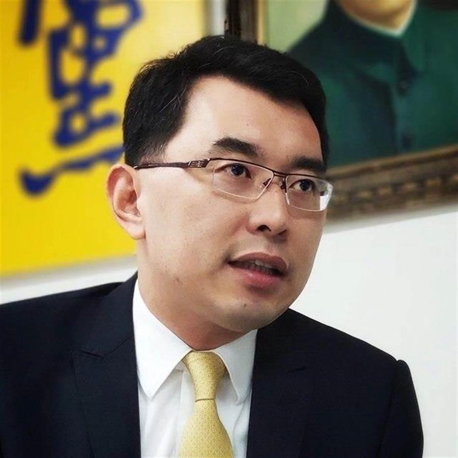 新黨總統參選人楊世光。(取自楊世光臉書)