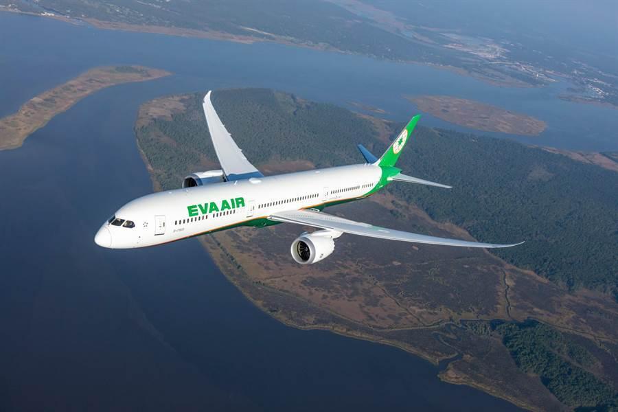 除即將開航的峴港、米蘭外,長榮航空明年下半年將開航克拉克,將是長榮航空在菲律賓的第三個航點。(資料照)