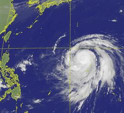 哈吉貝升格「強烈颱風」吳德榮:今年最強颱