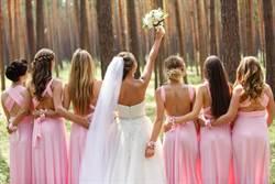 新人找攝影師拍婚禮 扯變伴娘寫真