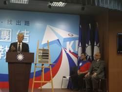民間組織舉辦「愛國旗愛國家國慶大會」