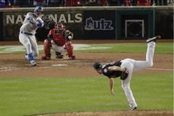 MLB》國民薛神發威 道奇已無退路